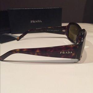 Prada Accessories - Authentic Prada Sunglasses - Tortoise Frames